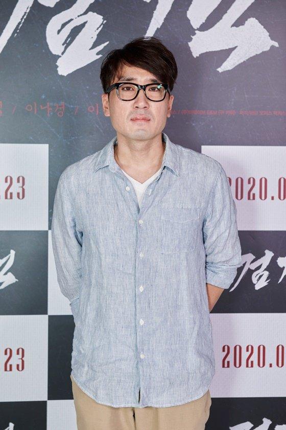 영화 \'검객\'을 연출한 최재훈 감독 /사진제공=오퍼스픽쳐스