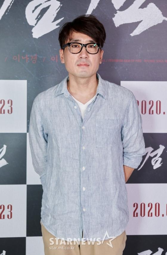 최재훈 감독 '검객, 화려한 액션 기대하세요'[★포토]