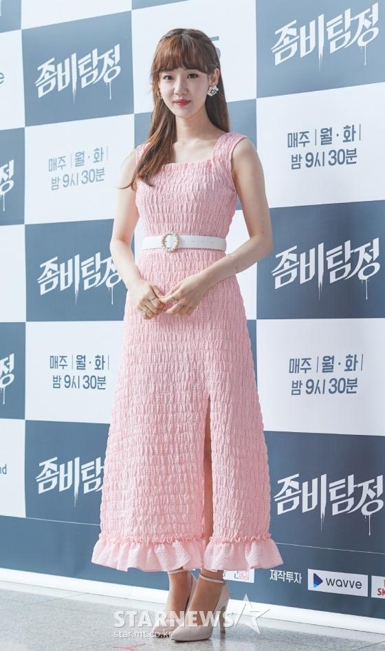 임세주 '핑크 여신'[★포토]