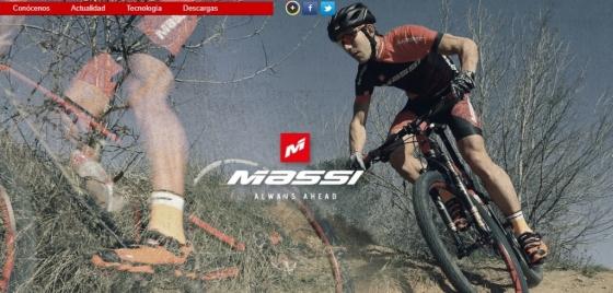 /사진='MASSI' 홈페이지 캡처.