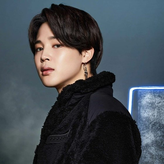 방탄소년단 지민(BTS JIMIN) /사진=휠라 코리아(FILA KOREA)