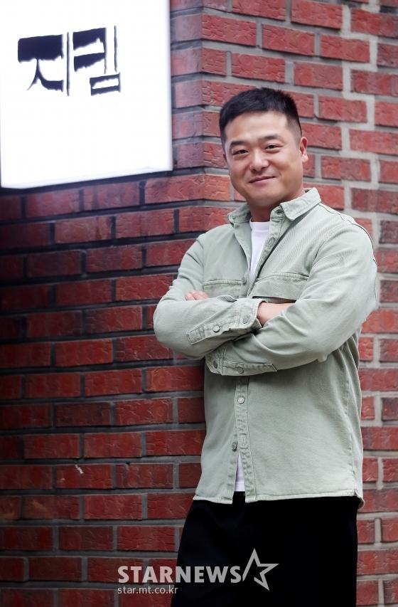 """김진일 지킴엔터 대표 """"내 생애 최고 스타 故 장진영..최고가 될 이중옥""""(인터뷰②)"""