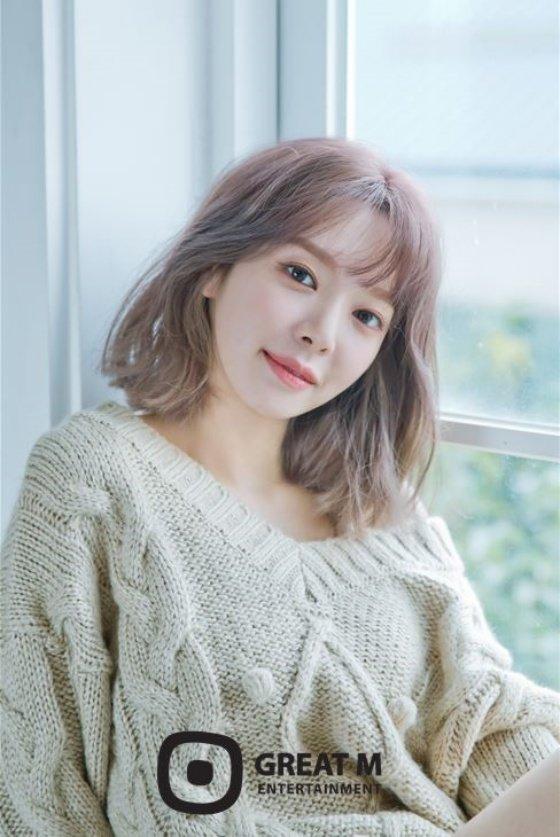 가수 초아 /사진제공=그레이트엠엔터테인먼트