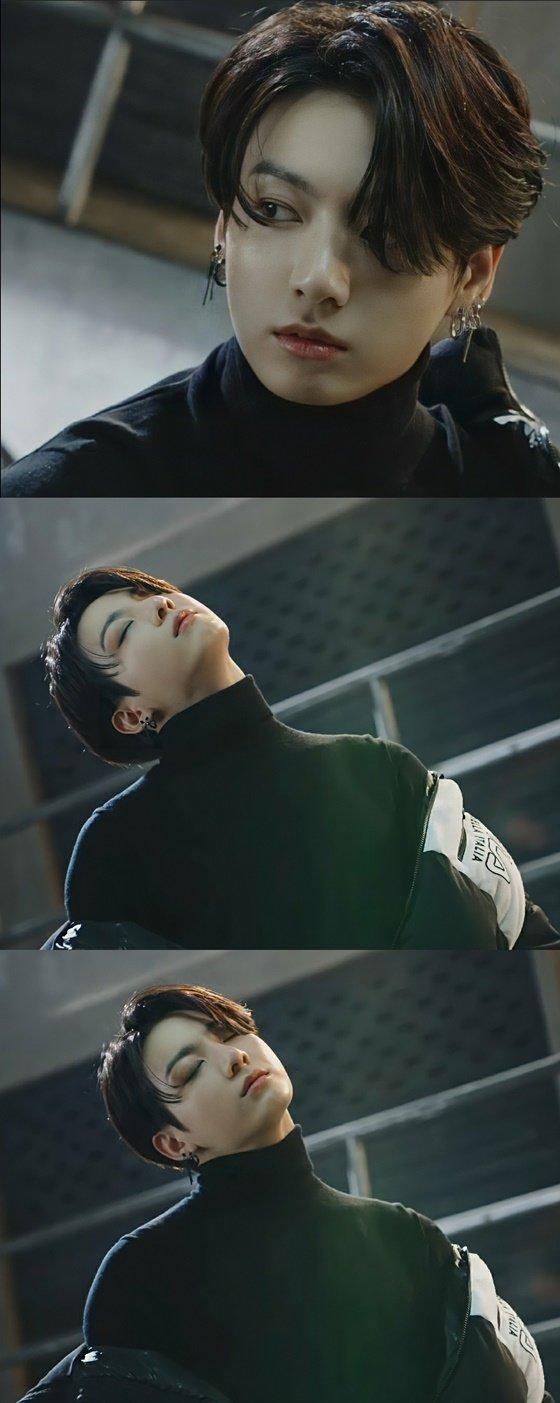 방탄소년단 정국(BTS JUNGKOOK) /사진=휠라 코리아 유튜브