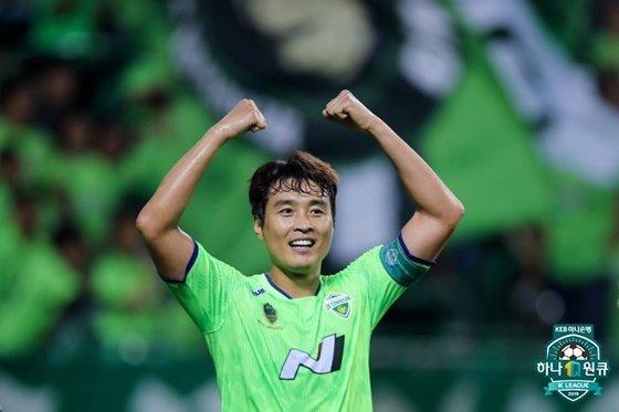 이동국. /사진=한국프로축구연맹 제공