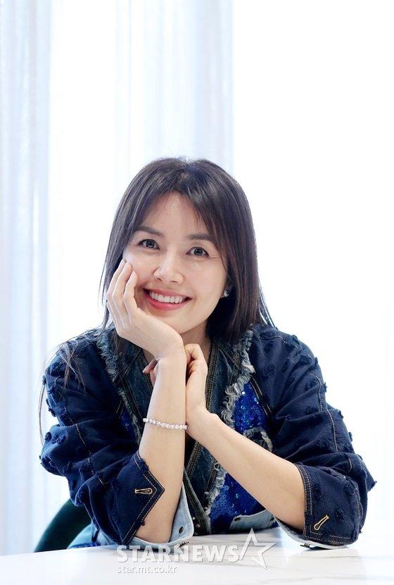 배우 신애라 /사진=김창현 기자