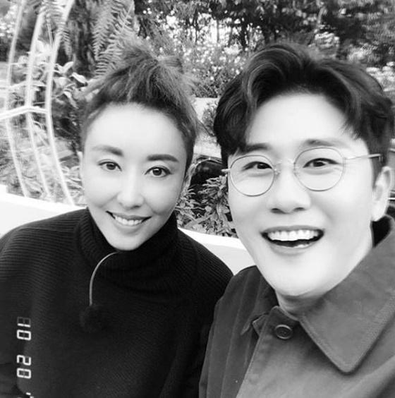 /사진= 가수 김완선 인스타그램