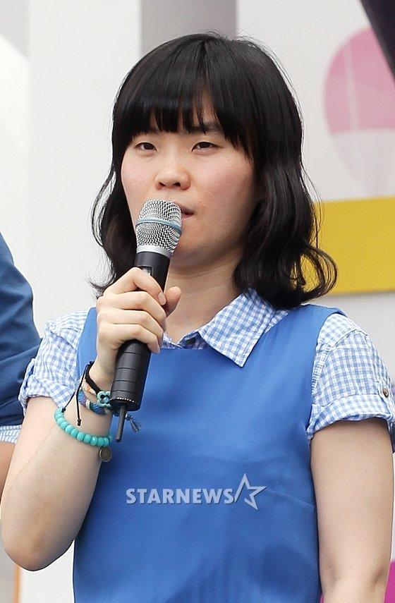 박지선 /사진=스타뉴스