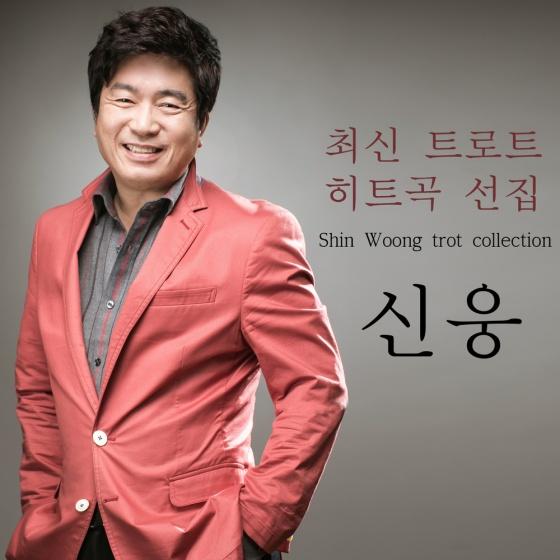 /사진=신웅 앨범 커버