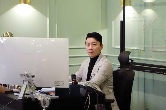 빅픽처엔터테인먼트 정진혁 대표/사진제공=빅빅픽처엔터테인먼트