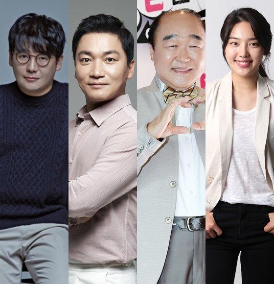 김강현과 조재윤, 장광, 김소라가 영화 \'썰\'에서 호흡을 맞춘다.