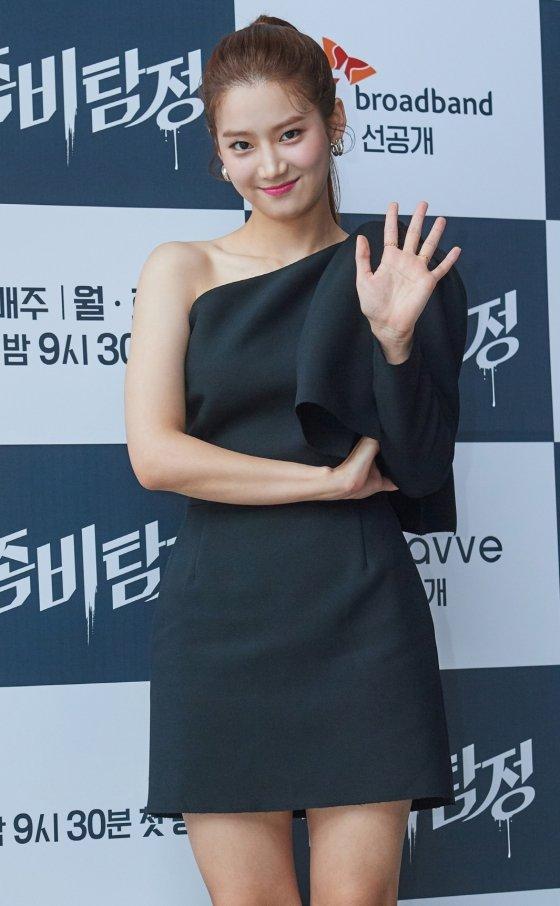 배우 박주현/사진제공 = KBS