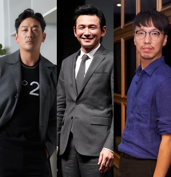 윤종빈 감독이 연출하고 하정우와 황정민이 출연하는 '수리남'이 넷플릭스를 통해 6부작으로 공개된다.