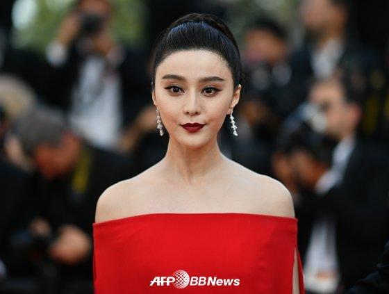 판빙빙 / 사진=AFPBBNews뉴스1