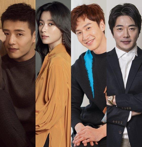 강하늘,한효주,이광수,권상우 등 \'해적2\'에 출연하는 배우들.