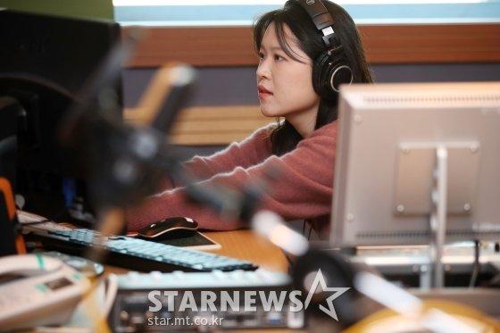MBC 표준FM \'김이나의 별이 빛나는 밤에\' 홍희주PD / 사진=임성균 기자 tjdrbs23@