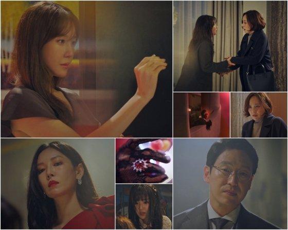 SBS 드라마 \'펜트하우스\' 화면 캡처