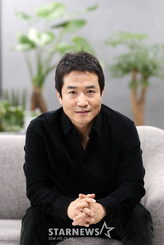 윤현준 슬램스튜디오 대표 /사진=김창현 기자