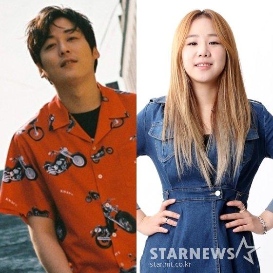 (왼쪽부터) 긱스 루이, 유성은 /사진=그랜드라인엔터테인먼트, 스타뉴스