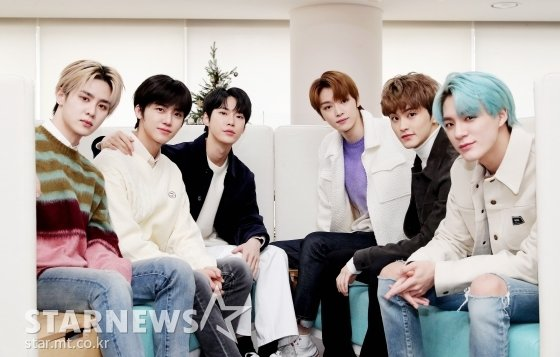 아이돌그룹 NCT / 사진=김창현 기자
