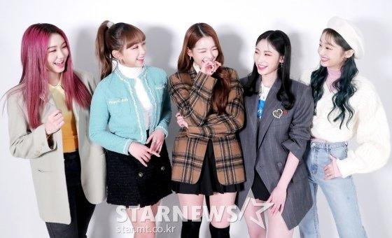 그룹 시크릿넘버/사진=김창현 기자