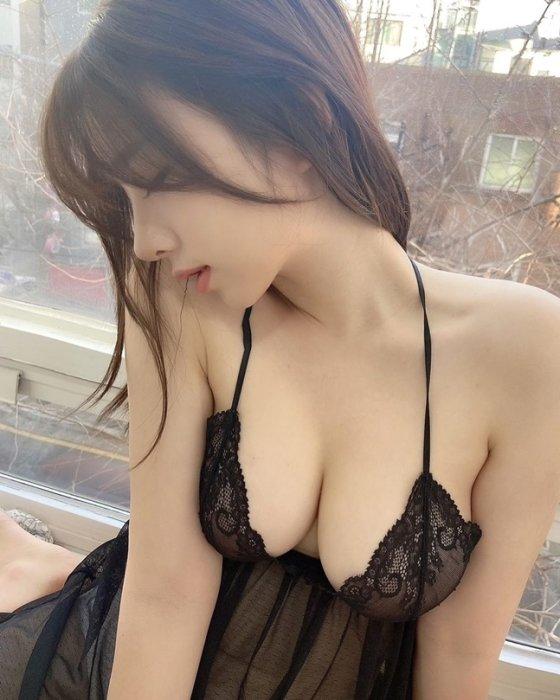 모델 겸 유튜버 김이슬. /사진=김이슬 인스타그램