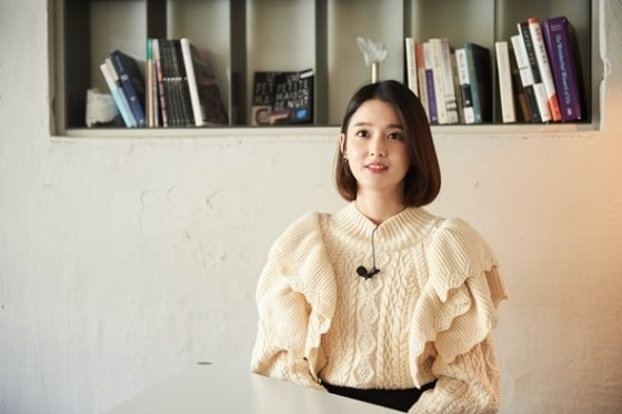 \'크로아상\' 배우 남보라 / 사진=하준사