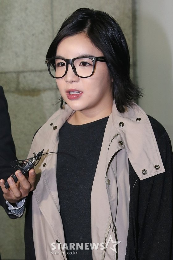 방송인 에이미 /사진=스타뉴스