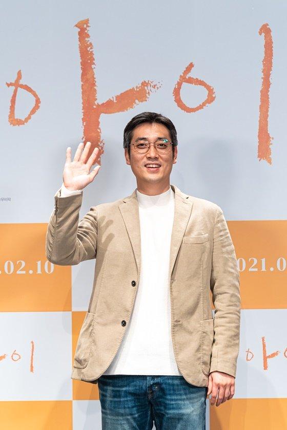 김현탁 감독 /사진제공=롯데엔터테인먼트