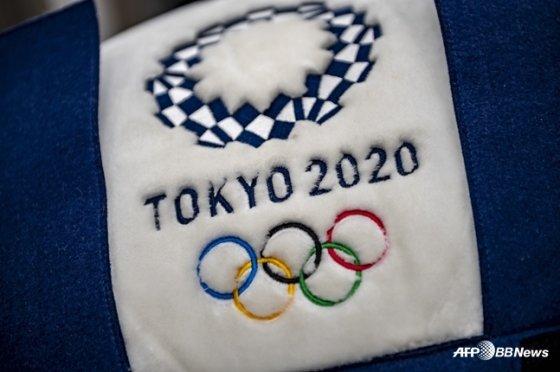 도쿄 올림픽 엠블럼. /AFPBBNews=뉴스1