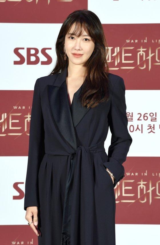 배우 이지아 /사진제공=SBS