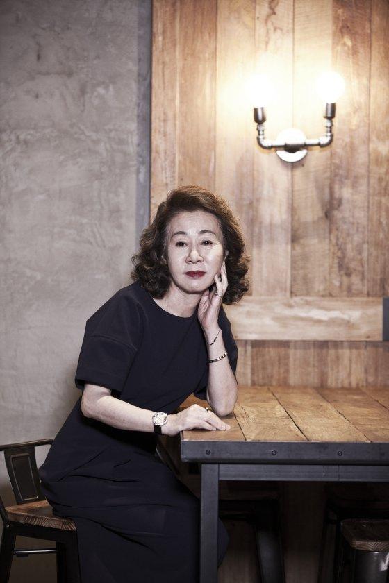 윤여정 /사진제공=CJ엔터테인먼트