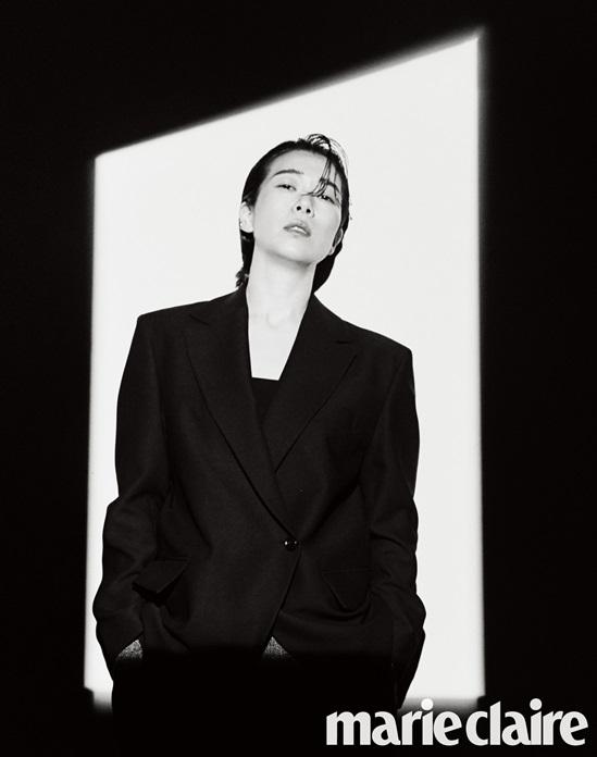 염혜란 / 사진=마리끌레르