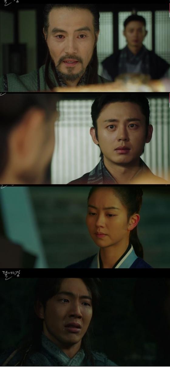 /사진= KBS 2TV 드라마 '달이 뜨는 강' 방송 화면