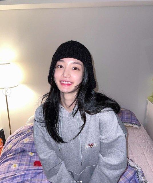 /사진=이유비 인스타그램