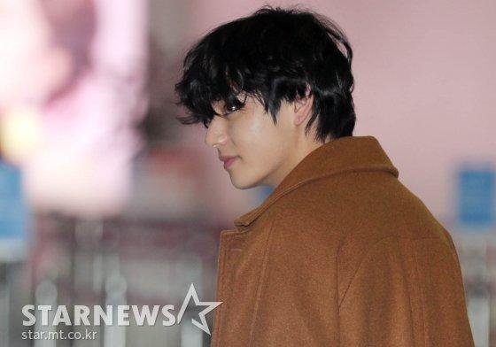 방탄소년단 뷔(BTS V) /사진=스타뉴스
