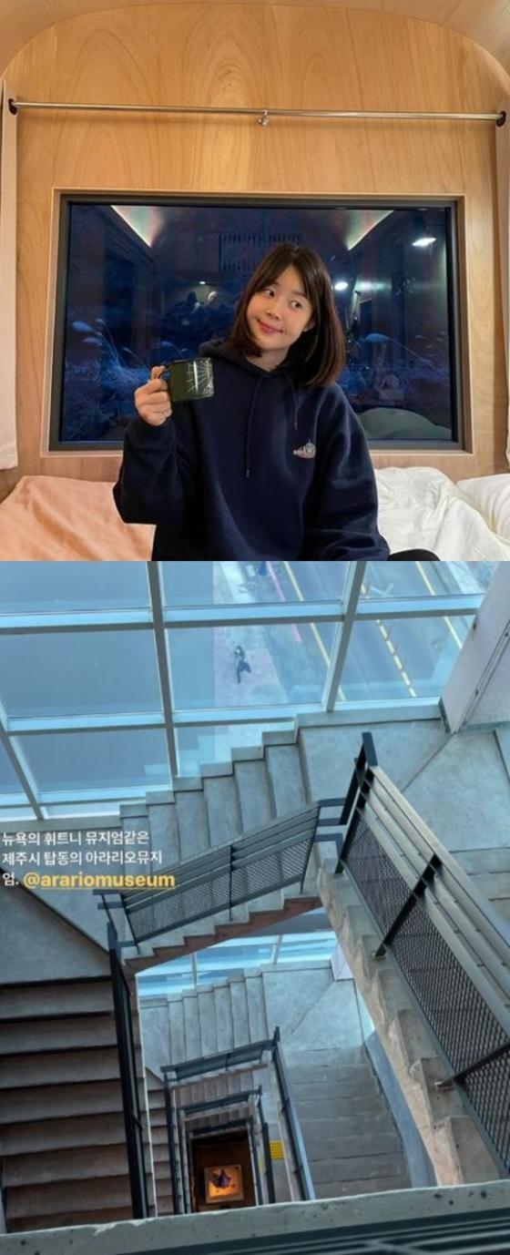 /사진= 배우 한지혜 인스타그램