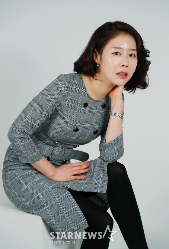배우 김로사 인터뷰 / 사진=이동훈 기자 photoguy@