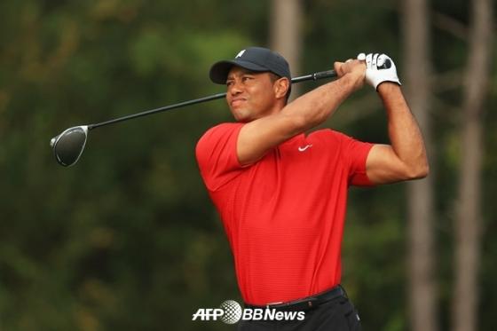 타이거 우즈./AFPBBNews=뉴스1