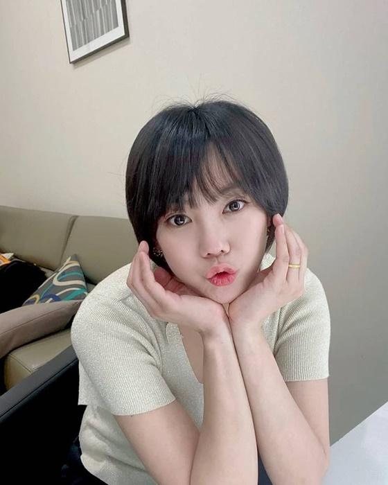 /사진=고은아 인스타그램
