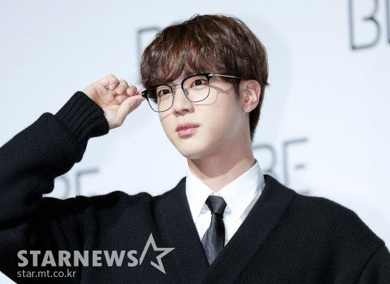방탄소년단 진(BTS JIN) /사진=스타뉴스