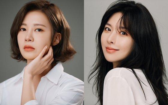 배우 최윤영, 송주희(사진 오른쪽)/사진=킹스랜드