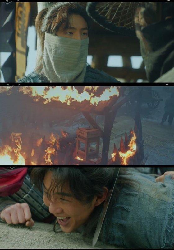 /사진= KBS 2TV 드라마 \'달이 뜨는 강\' 방송 화면