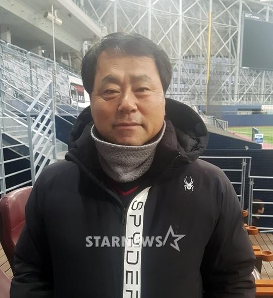 이정운 전 한화 2군 감독./사진=스타뉴스