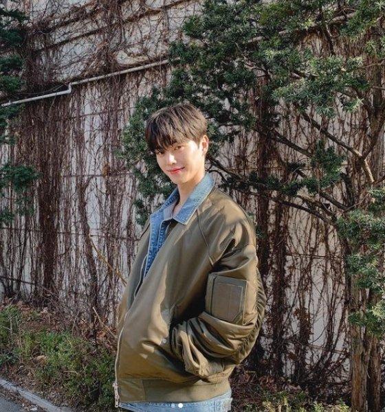 송강 /사진= 송강 공식 SNS