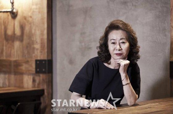 배우 윤여정 / 사진제공=CJ엔터테인먼트