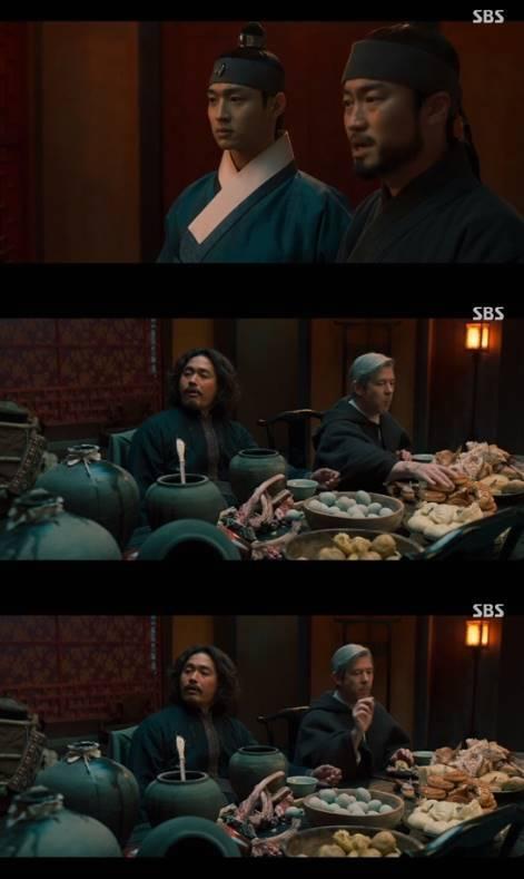 /사진=SBS '조선구마사' 방송화면 캡처