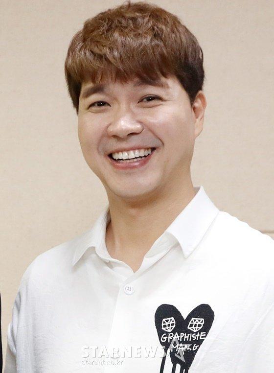 방송인 박수홍 /사진=이기범 기자