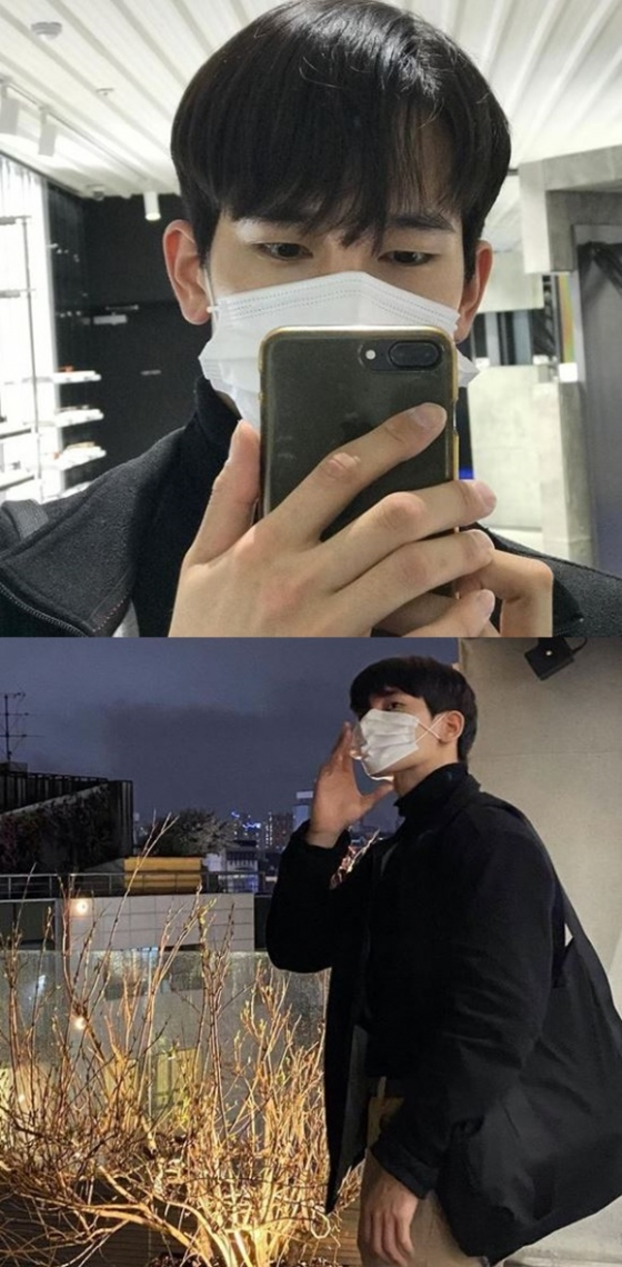 /사진= 육준서 인스타그램