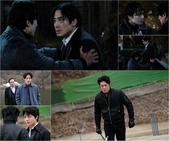배우 신하균, 여진구 / 사진=셀트리온엔터테인먼트·JTBC스튜디오